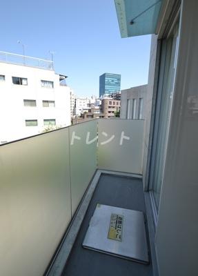 【バルコニー】クエストコート原宿