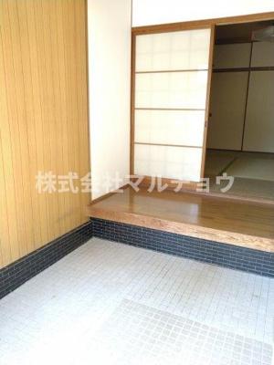 【玄関】マンション珂志摩