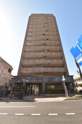 14階建♪総戸数27戸で1フロア2住戸のプライバシー性の高いマンションです(^^)/