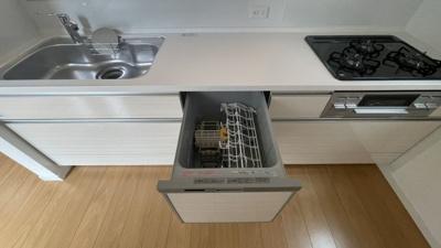 今ではマストの食洗機内蔵です。
