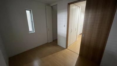 1階洋室は4.5帖です。