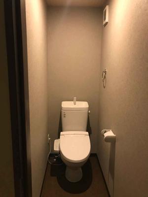 【トイレ】東山区福稲柿本町ゲストハウス
