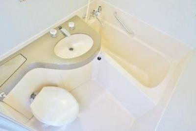 ジョイフル西船場 トイレ