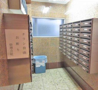 ジョイフル西船場 メールBOX