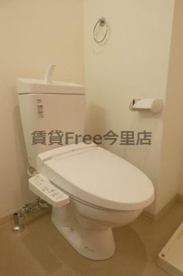 【トイレ】レジェンドJS 仲介手数料無料