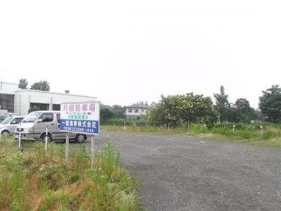 【外観】稲葉駐車場