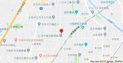 【地図】コンフォルト
