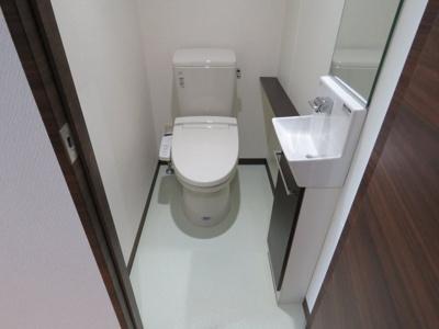 【トイレ】コンフォルト