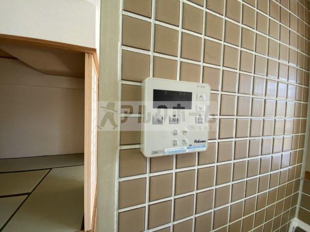 イングランドアヴェニュー(柏原市平野・法善寺駅) 給湯設備