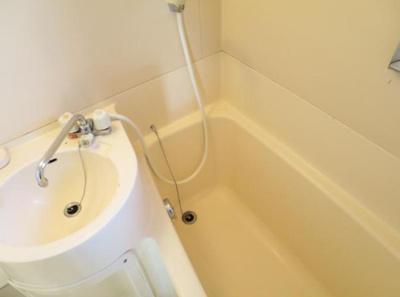 【浴室】ソレイユ鷺沼