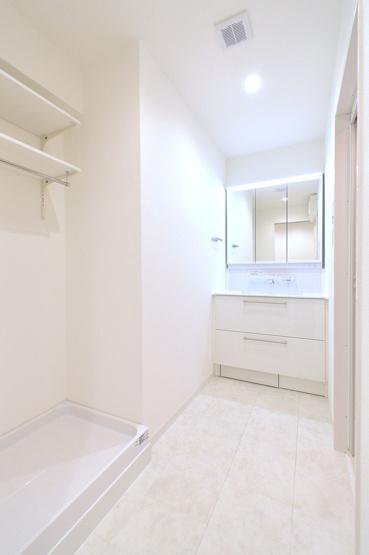 【独立洗面台】コスモ南福岡ウィングガーデン