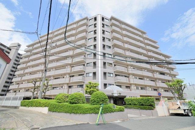 【外観】コスモ南福岡ウィングガーデン