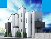 横浜市鶴見区下末吉2丁目 新築戸建 の画像