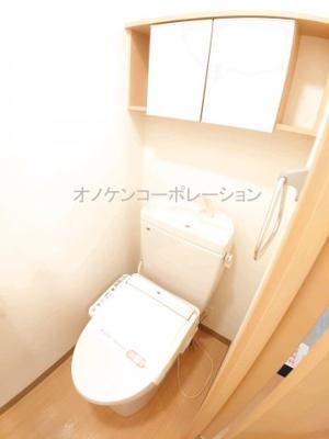 【トイレ】パディ ペルコルソ