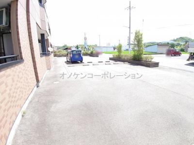 【駐車場】パディ ペルコルソ