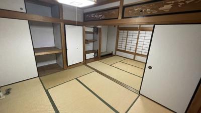 3階の続き和室です。