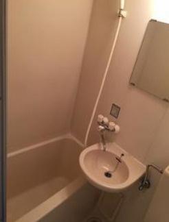 【浴室】メゾンエレーズ