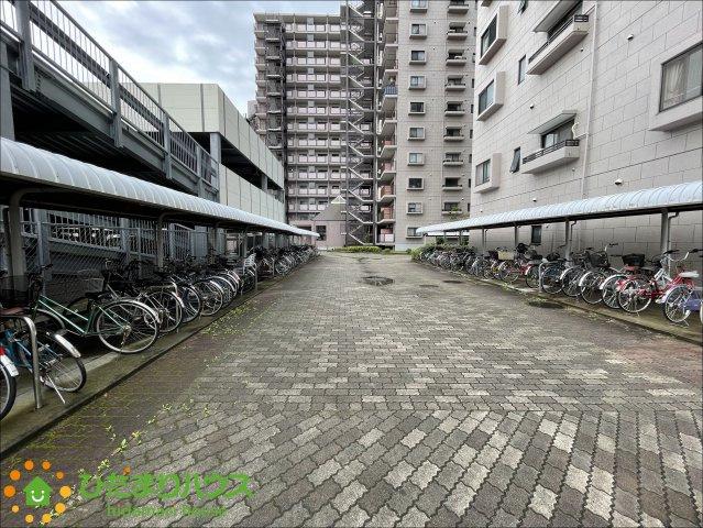駐輪場もございますので自転車通勤の方も便利です♪