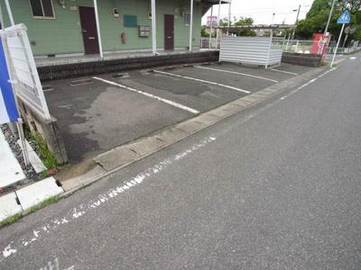【駐車場】サニーコート伏見Ⅰ