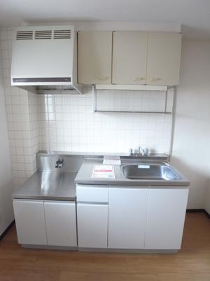 【キッチン】サニーコート伏見Ⅰ