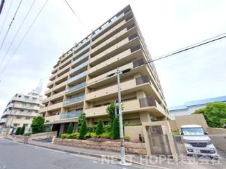 【レピア東難波】地上9階建 総戸数59戸 ご紹介のお部屋は2階部分です♪