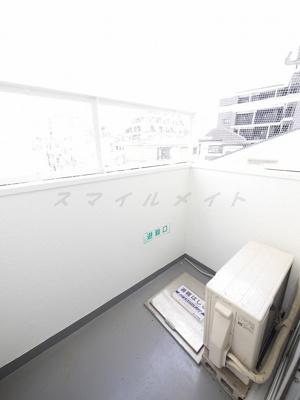 【バルコニー】清水ビル