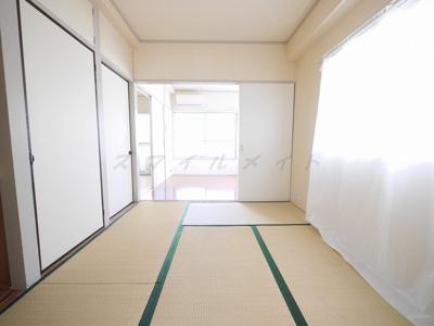 【寝室】清水ビル
