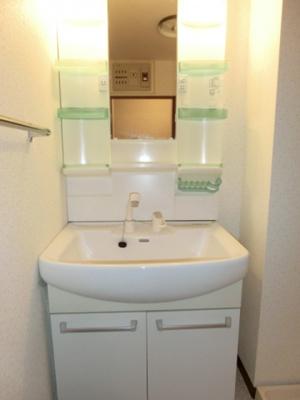 参考写真★シャワー付洗面台