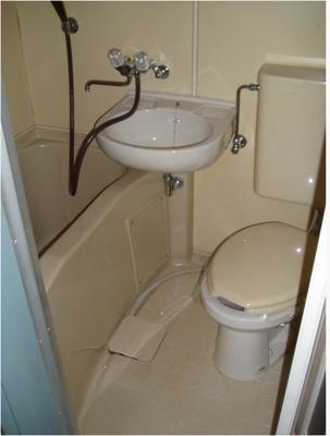 【浴室】エスタイル動物園前