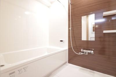 【浴室】ライオンズマンション北梅田