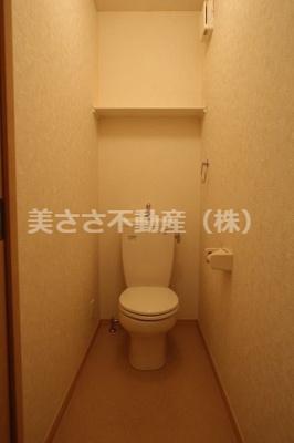 【トイレ】アムールMANAKA