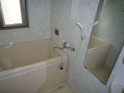 【浴室】ラフォーレ赤坂アネックス