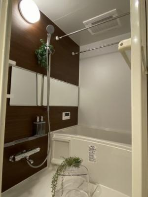 【浴室】ネオコーポ高殿
