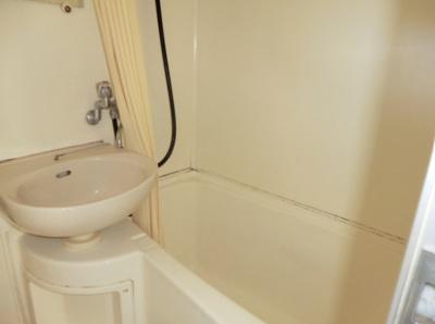 【浴室】渡辺ハイツ