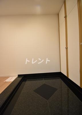 【玄関】三田トラストスクエアレジデンス