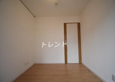 【寝室】三田トラストスクエアレジデンス