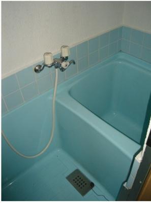 【浴室】ラパンジール東三国