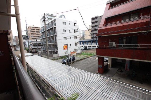 【展望】ロワールマンション大濠