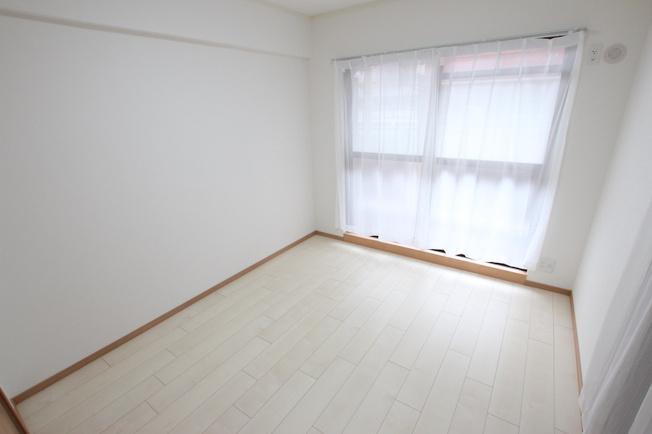 【寝室】ロワールマンション大濠