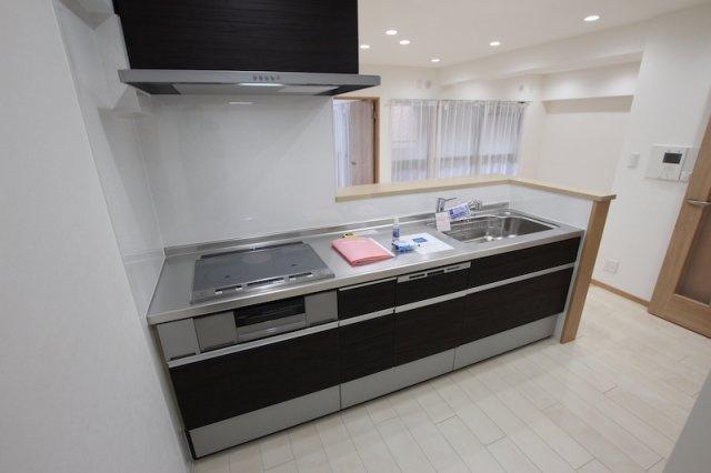 【キッチン】ロワールマンション大濠