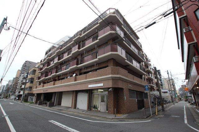 【外観】ロワールマンション大濠