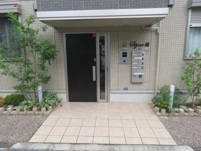【エントランス】セジュール蔵