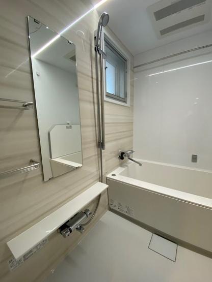 【浴室】のむら貝塚ガーデンシティ 5番館