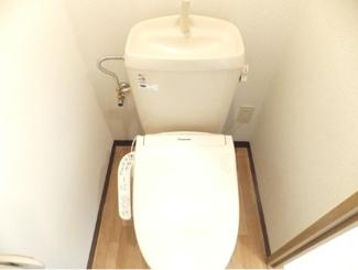 【トイレ】フォブールたまい・