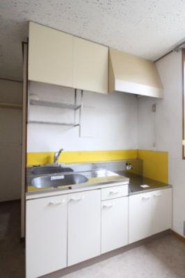 【キッチン】パナコーポ