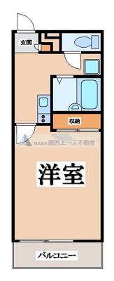 【居間・リビング】レオパレス御厨EAST│仲介手数料無料!2010年築のオススメ物件!!│