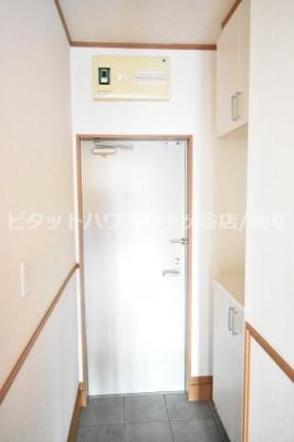【玄関】サンベール洋光台