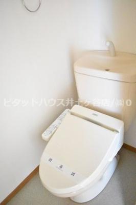 【トイレ】サンベール洋光台