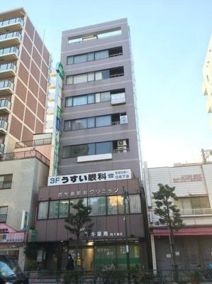 【外観】江東区大島1丁目医療ビル