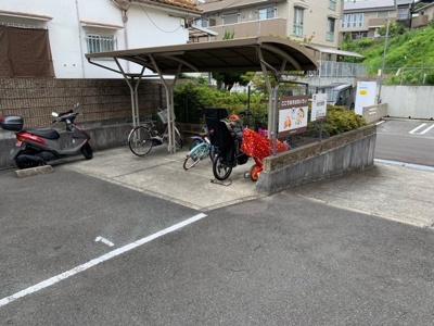 【駐車場】ガーデンハウス明正A棟